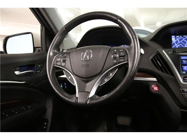 2016 Acura MDX Navigation Package (Stk: M12280A) in Toronto - Image 27 of 28