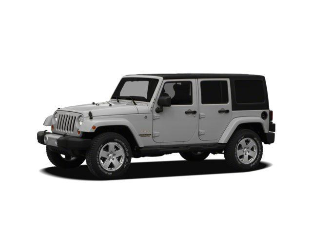 2011 Jeep Wrangler Unlimited Sahara (Stk: 18876A) in Clarington - Image 1 of 1