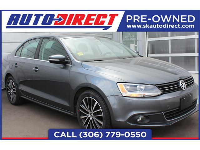 2013 Volkswagen Jetta 2.0 TDI Highline (Stk: P367701) in Regina - Image 1 of 21