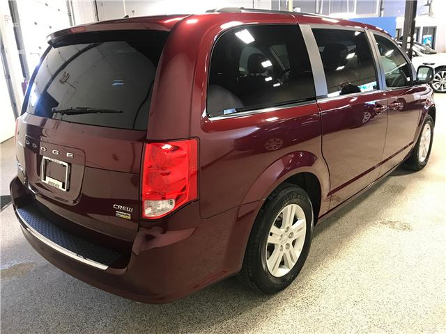 2018 Dodge Grand Caravan Crew (Stk: P11889) in Calgary - Image 3 of 14