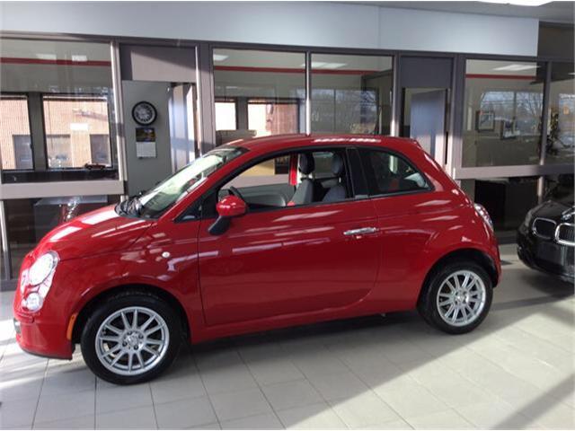 2015 Fiat 500 Pop (Stk: ) in Ottawa - Image 1 of 36