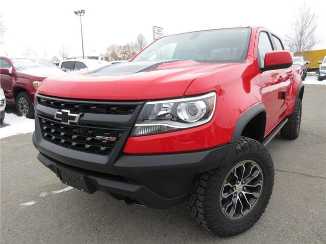 2019 Chevrolet Colorado ZR2 (Stk: 1246978) in Cranbrook - Image 1 of 17