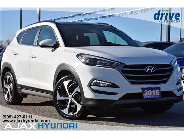 2016 Hyundai Tucson Limited (Stk: 180009A) in Ajax - Image 1 of 28