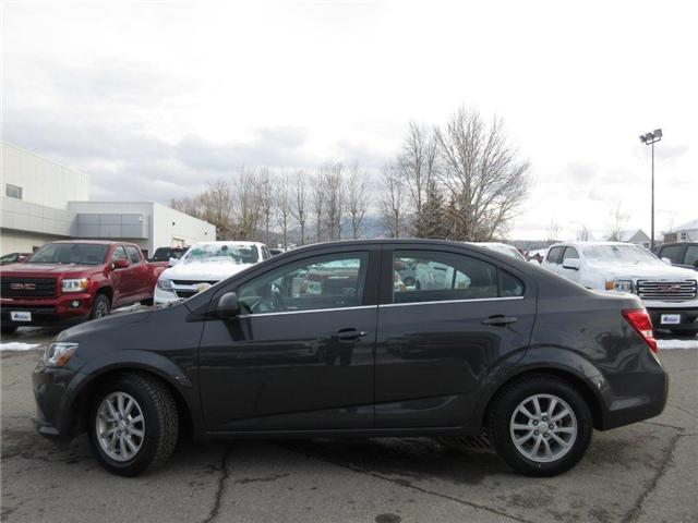 2017 Chevrolet Sonic LT Auto (Stk: 61811) in Cranbrook - Image 3 of 20