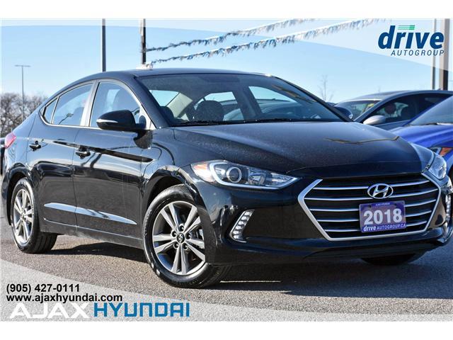 2018 Hyundai Elantra GL SE (Stk: P4619R) in Ajax - Image 1 of 26