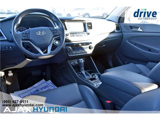 2016 Hyundai Tucson Limited (Stk: 180009A) in Ajax - Image 2 of 28