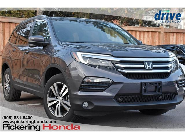 2018 Honda Pilot EX-L Navi (Stk: P4564) in Pickering - Image 1 of 30