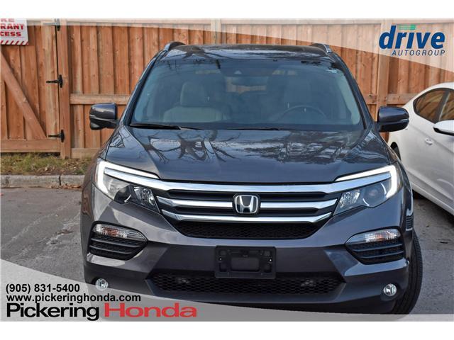 2018 Honda Pilot EX-L Navi (Stk: P4564) in Pickering - Image 3 of 27