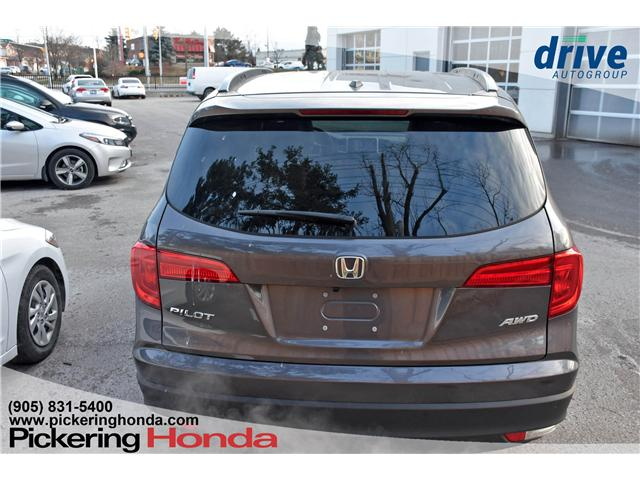2018 Honda Pilot EX-L Navi (Stk: P4564) in Pickering - Image 6 of 27
