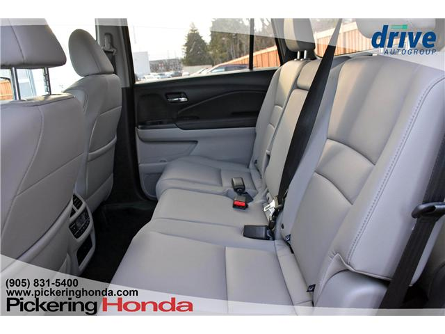 2018 Honda Pilot EX-L Navi (Stk: P4564) in Pickering - Image 11 of 27