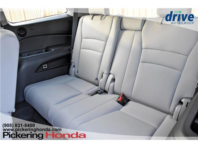 2018 Honda Pilot EX-L Navi (Stk: P4564) in Pickering - Image 12 of 27