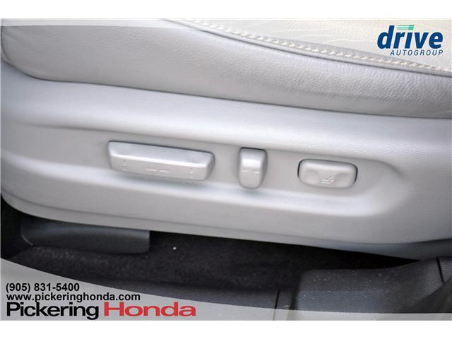 2018 Honda Pilot EX-L Navi (Stk: P4564) in Pickering - Image 17 of 27
