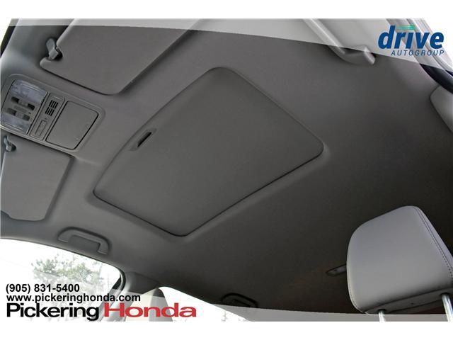 2018 Honda Pilot EX-L Navi (Stk: P4564) in Pickering - Image 18 of 27