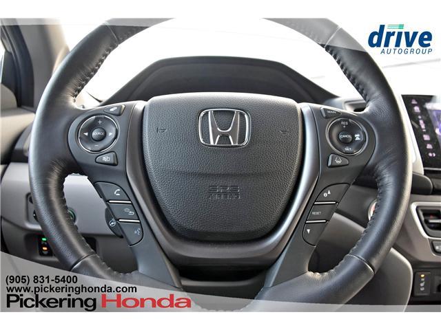 2018 Honda Pilot EX-L Navi (Stk: P4564) in Pickering - Image 20 of 27