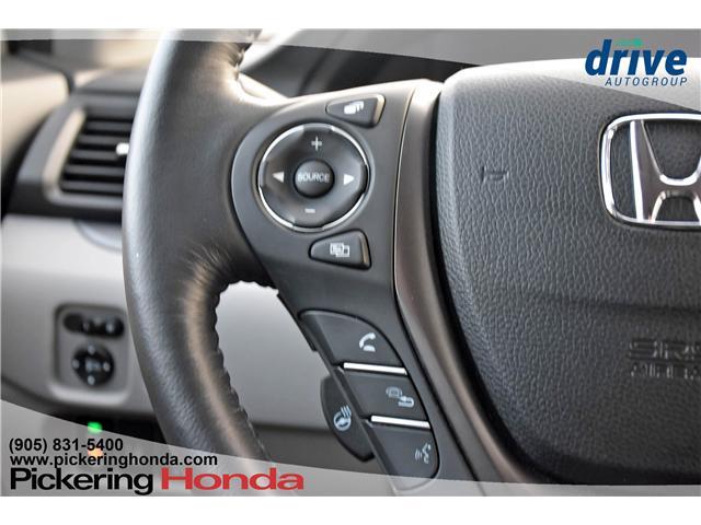 2018 Honda Pilot EX-L Navi (Stk: P4564) in Pickering - Image 21 of 27