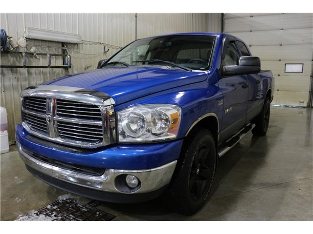 2008 Dodge Ram 1500 SLT (Stk: JT135A) in Rocky Mountain House - Image 1 of 23