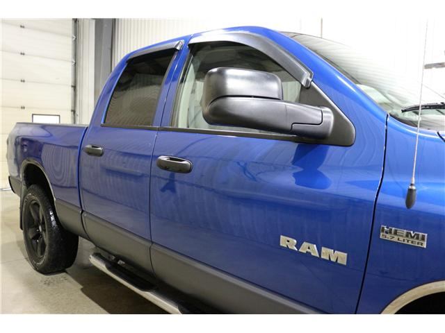 2008 Dodge Ram 1500 SLT (Stk: JT135A) in Rocky Mountain House - Image 4 of 23