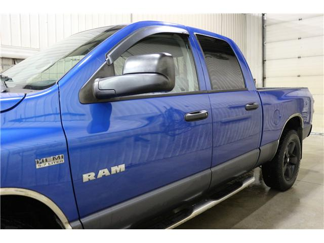 2008 Dodge Ram 1500 SLT (Stk: JT135A) in Rocky Mountain House - Image 5 of 23