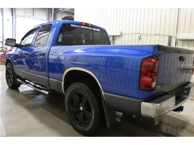 2008 Dodge Ram 1500 SLT (Stk: JT135A) in Rocky Mountain House - Image 6 of 23