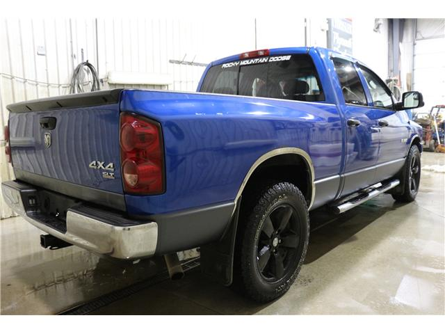 2008 Dodge Ram 1500 SLT (Stk: JT135A) in Rocky Mountain House - Image 7 of 23