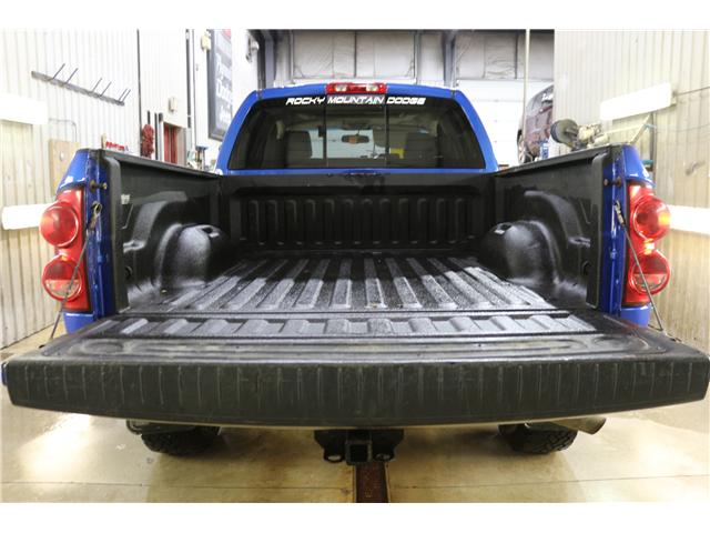 2008 Dodge Ram 1500 SLT (Stk: JT135A) in Rocky Mountain House - Image 23 of 23