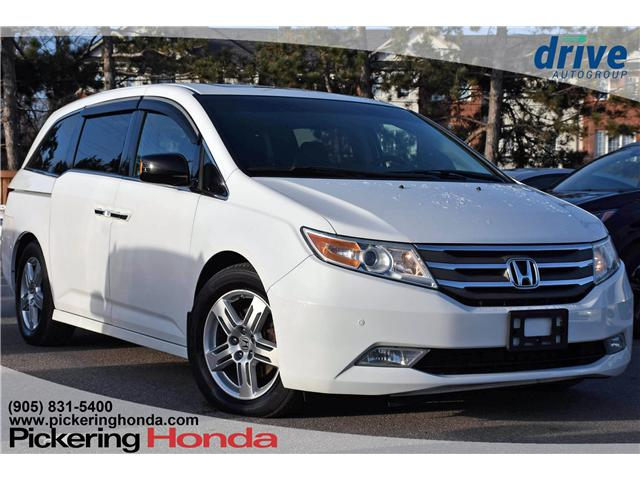 2011 Honda Odyssey Touring (Stk: P4539) in Pickering - Image 1 of 28