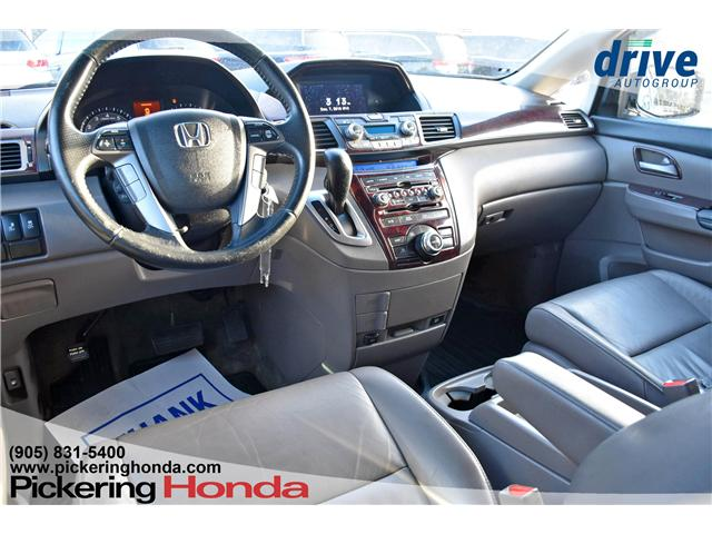 2011 Honda Odyssey Touring (Stk: P4539) in Pickering - Image 2 of 28
