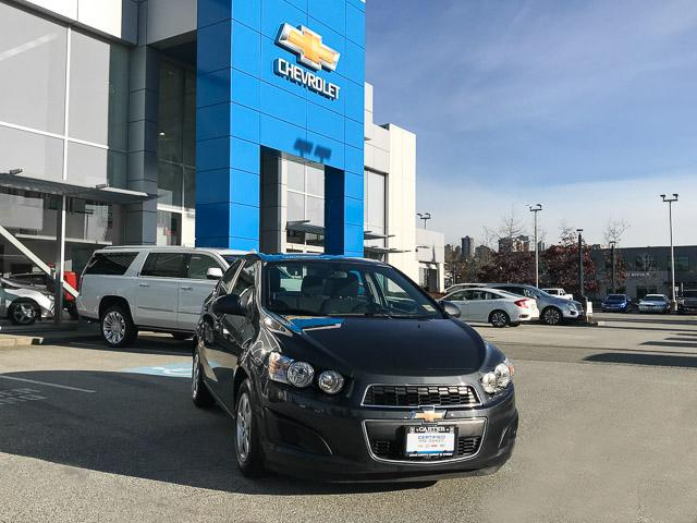 2015 Chevrolet Sonic LT Auto (Stk: 971480) in North Vancouver - Image 2 of 26