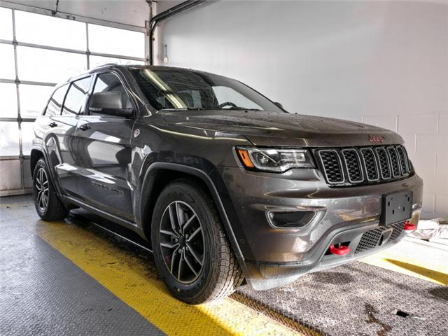 2019 Jeep Grand Cherokee Trailhawk (Stk: G521370) in Burnaby - Image 2 of 14