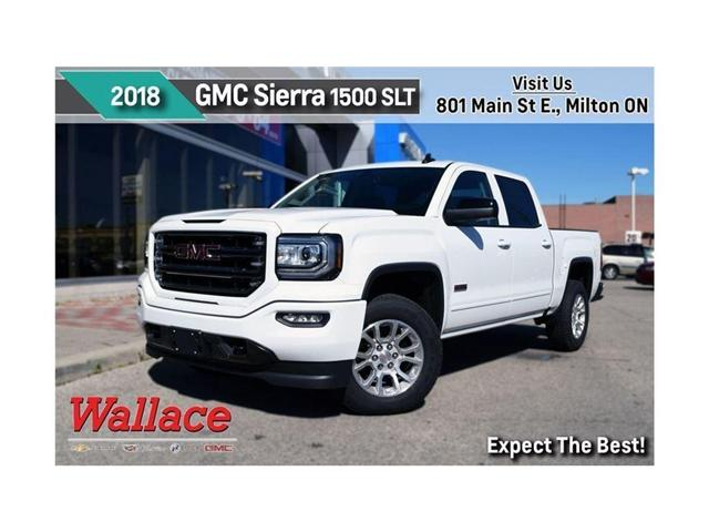2018 GMC Sierra 1500 SLT (Stk: 161381) in Milton - Image 1 of 11