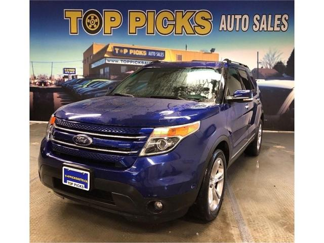 2014 Ford Explorer Limited (Stk: c52254) in NORTH BAY - Image 1 of 22