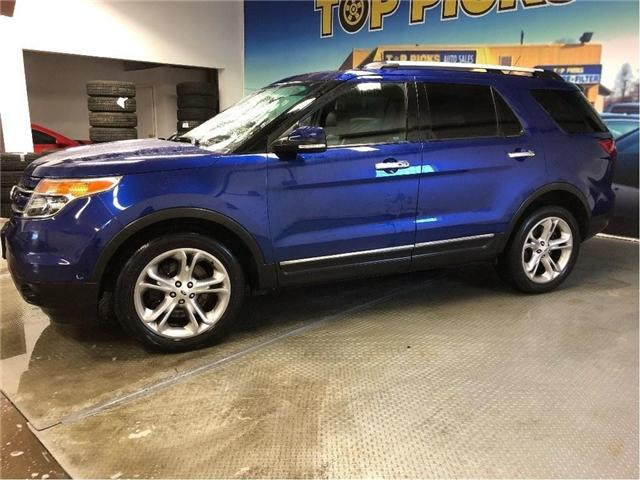 2014 Ford Explorer Limited (Stk: c52254) in NORTH BAY - Image 2 of 22