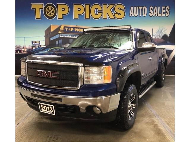 2013 GMC Sierra 1500 SLE (Stk: 225126) in NORTH BAY - Image 1 of 12