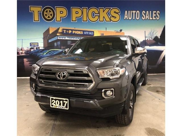 2017 Toyota Tacoma Limited (Stk: 024221) in NORTH BAY - Image 1 of 23