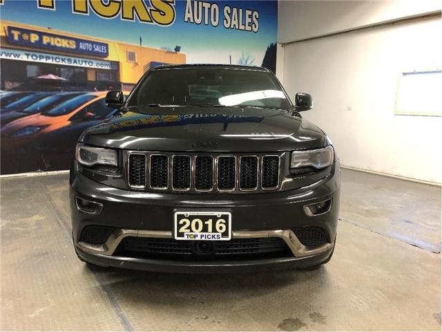 2016 Jeep Grand Cherokee Overland (Stk: 316166) in NORTH BAY - Image 2 of 30