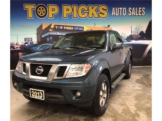 2013 Nissan Frontier PRO-4X (Stk: 732292) in NORTH BAY - Image 1 of 25
