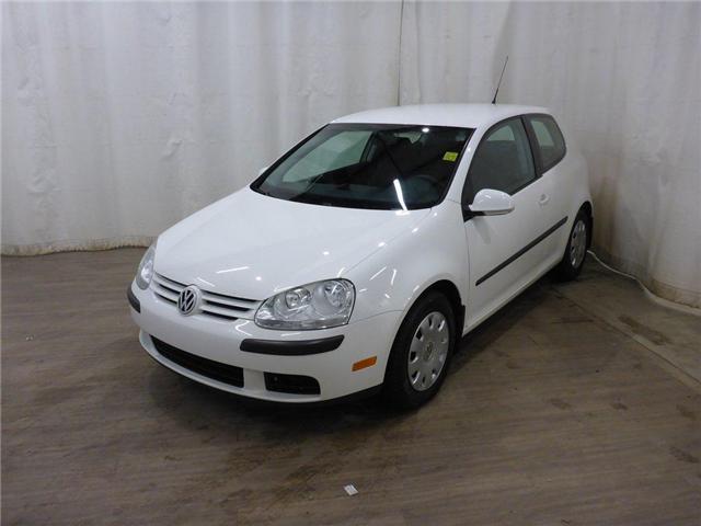 2009 Volkswagen Rabbit 3-Door Trendline (Stk: 181129106) in Calgary - Image 2 of 25