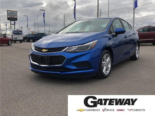 2016 Chevrolet Cruze LT|Auto|SUNROOF|BOSE|HEATED SEATS| (Stk: 163300A) in BRAMPTON - Image 1 of 16