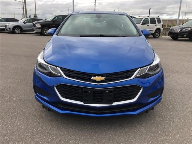 2016 Chevrolet Cruze LT|Auto|SUNROOF|BOSE|HEATED SEATS| (Stk: 163300A) in BRAMPTON - Image 2 of 16