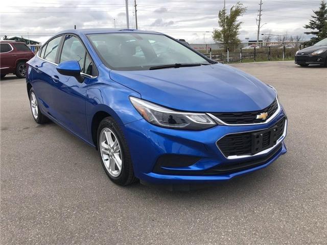 2016 Chevrolet Cruze LT|Auto|SUNROOF|BOSE|HEATED SEATS| (Stk: 163300A) in BRAMPTON - Image 3 of 16