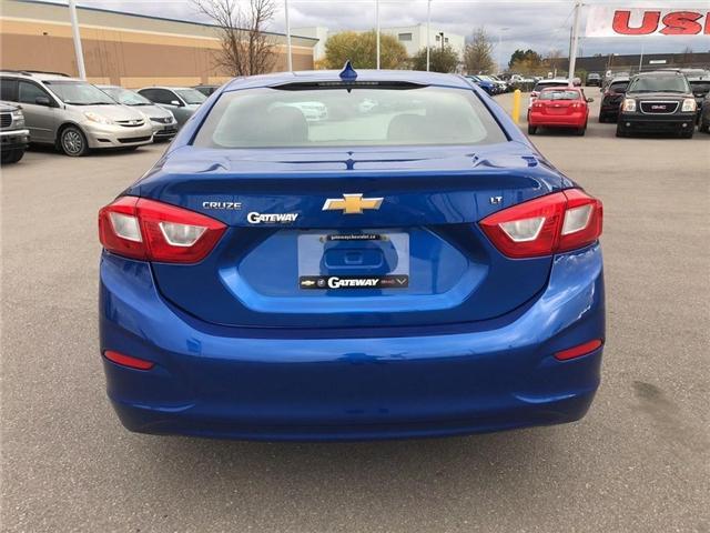 2016 Chevrolet Cruze LT|Auto|SUNROOF|BOSE|HEATED SEATS| (Stk: 163300A) in BRAMPTON - Image 5 of 16