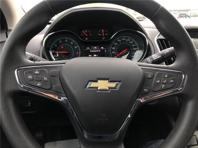 2016 Chevrolet Cruze LT|Auto|SUNROOF|BOSE|HEATED SEATS| (Stk: 163300A) in BRAMPTON - Image 13 of 16