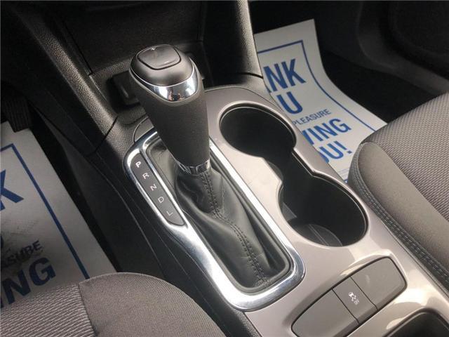2016 Chevrolet Cruze LT|Auto|SUNROOF|BOSE|HEATED SEATS| (Stk: 163300A) in BRAMPTON - Image 15 of 16