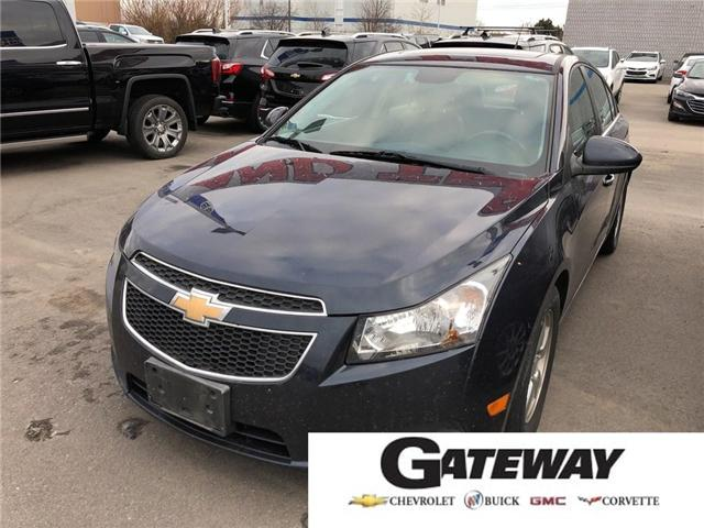 2014 Chevrolet Cruze 2LT||Heat Seat|Leather|Sunroof|Backup Cam| (Stk: 005323A) in BRAMPTON - Image 1 of 1