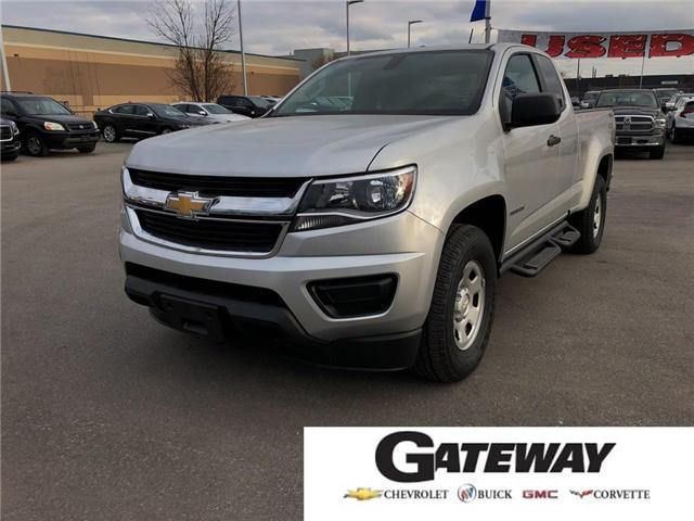 2018 Chevrolet Colorado 4WD Work Truck (Stk: 220904A) in BRAMPTON - Image 1 of 15