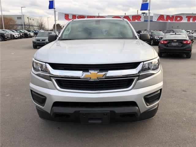 2018 Chevrolet Colorado 4WD Work Truck (Stk: 220904A) in BRAMPTON - Image 2 of 15