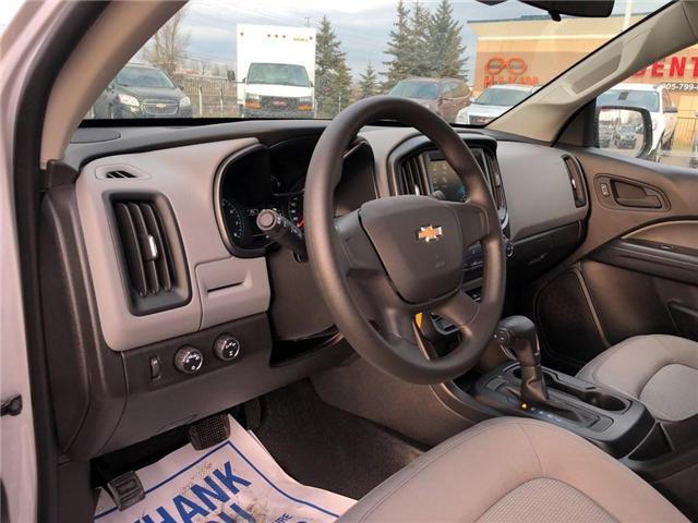 2018 Chevrolet Colorado 4WD Work Truck (Stk: 220904A) in BRAMPTON - Image 10 of 15
