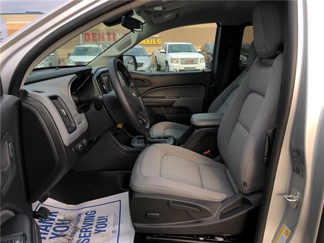2018 Chevrolet Colorado 4WD Work Truck (Stk: 220904A) in BRAMPTON - Image 11 of 15