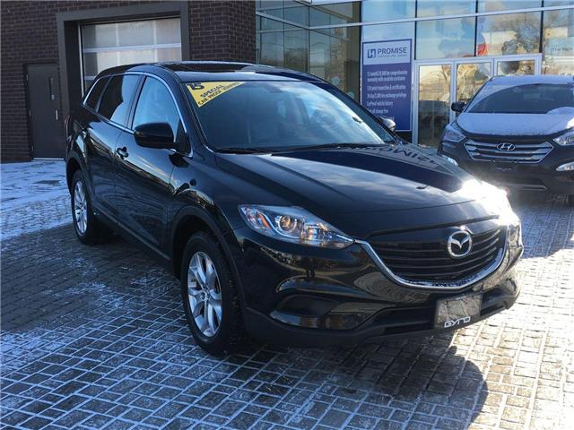 2015 Mazda CX-9 GS (Stk: 28254) in East York - Image 1 of 30