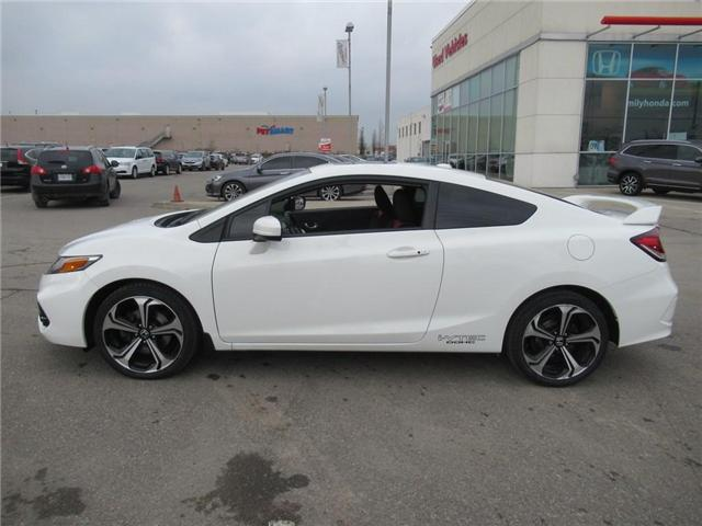 2015 Honda Civic Si, 4 NEW TIRES!!! (Stk: U03344) in Brampton - Image 2 of 27